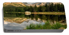 Brainard Lake Reflections Portable Battery Charger