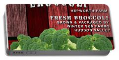Broccoli Farm Portable Battery Charger