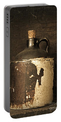 Buddy Bear's Little Brown Jug Portable Battery Charger