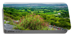 Burren National Park's Lovely Vistas Portable Battery Charger