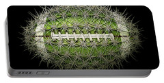 Cactus Football Portable Battery Charger