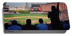 Camden Yards Baseball Game Baltimore Portable Battery Charger
