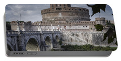 Castel Sant' Angelo Portable Battery Charger