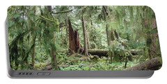 Portable Battery Charger featuring the photograph Cathedral Grove by Marilyn Wilson