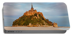 Cathedral On An Island, Mont Portable Battery Charger