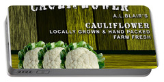 Cauliflower Farm Portable Battery Charger