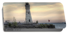 Coastguard Lighthouse Portable Battery Charger