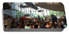 Concert Under The Planes Portable Battery Charger