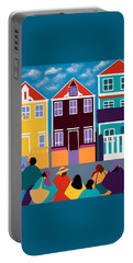 Curacao Dreams Portable Battery Charger