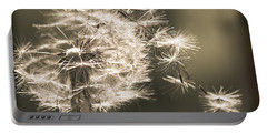 Dandelion Portable Battery Charger by Yulia Kazansky