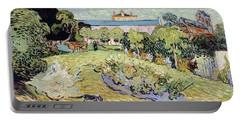Daubigny's Garden Portable Battery Charger