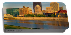 D4u-379 Dayton Skyline Photo Portable Battery Charger
