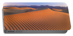 Death Valley National Park, California Portable Battery Charger