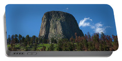 Devil's Tower Portable Battery Charger