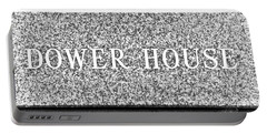 Dower House Portable Battery Charger