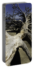 Driftwood Portable Battery Charger by Fran Gallogly