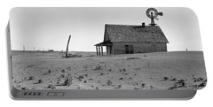 Dust Bowl, 1938 Portable Battery Charger