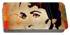 Elizabeth Taylor Collection Portable Battery Charger