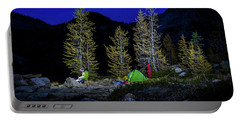 Enjoying The Solitude Of The Pasayten Portable Battery Charger