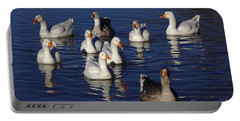 Family Goose Portable Battery Charger