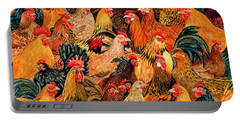 Fine Fowl Portable Battery Charger by Ditz
