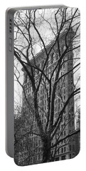 Flat Iron Tree Portable Battery Charger