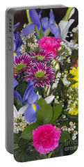 Floral Bouquet 2 Portable Battery Charger