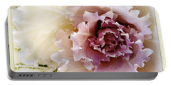 Pretty Flower Portable Battery Charger
