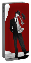 Frank Sinatra Pal Joey Publicity Photo 1957-2014 Portable Battery Charger by David Lee Guss