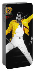 Freddie Mercury Live In Wembley1986    Portable Battery Charger