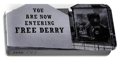 Free Derry Corner 7 Portable Battery Charger