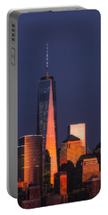 Freedom Tower Glow II Portable Battery Charger