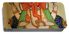Spiritual India Portable Battery Charger