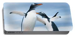 Penguin Portable Batteries Chargers