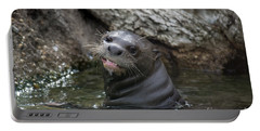 Giant River Otter Portable Battery Charger