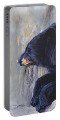 Grandfather Bear Portable Battery Charger