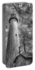 Grosse Point Lighthouse Portable Battery Charger