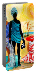 Gullah-creole Trio  Portable Battery Charger