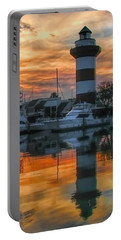 Harbour Town Sunset Portable Battery Charger