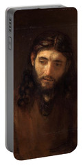 Head Of Christ Portable Battery Charger