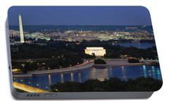 Washington Monument Portable Battery Chargers