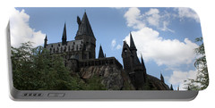 Hogwarts Castle Portable Battery Charger