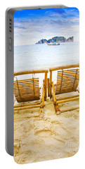 Holiday In Thai Paradise Portable Battery Charger
