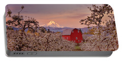 Hood River Sunrise Portable Battery Charger