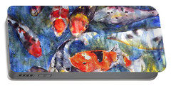 Hungry Koi Portable Battery Charger