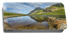 Llyn Idwal Snowdonia Portable Battery Charger