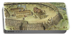 Iroquois Village, C1500 Portable Battery Charger