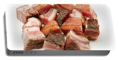 Italian Guanciale Portable Battery Charger