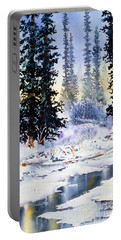 Jack Creek The Wrangells Portable Battery Charger