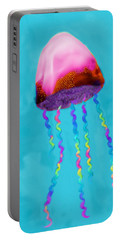 Jelly The Fish Portable Battery Charger